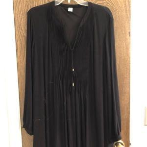 Old Navy long sleeve dress